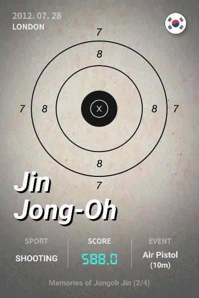 Memories of Jin Jong-Oh (Edition 2/4)