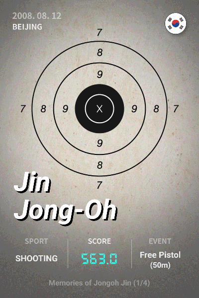 Memories of Jin Jong-Oh (Edition 1/4)