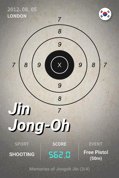 Memories of Jin Jong-Oh (Edition 3/4)