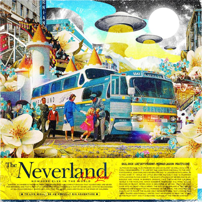 Nearby Oddness; The Neverland